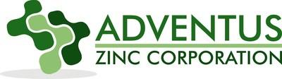 Adventus Zinc Logo (CNW Group/Adventus Zinc Corporation)
