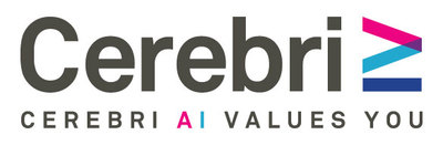 Cerebri AI, a pioneer in artificial intelligence and machine learning, is the creator of Cerebri Values™, the industry's first universal measure of customer success. (PRNewsfoto/Cerebri AI)