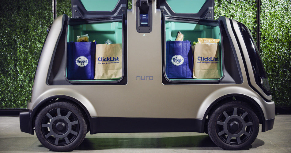 Kroger and Nuro Launch Partnership