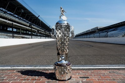 The iconic Borg-Warner Trophy™ shows the images of every Indianapolis 500 winner since 1911.