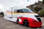 Stoneridge's MirrorEye™ Camera Monitor System Featured on the Starship Initiative Truck