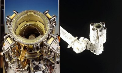 Latching End Effector. Copyright: NASA (CNW Group/Maxar Technologies Ltd.)