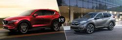 Birmingham area drivers looking to learn about Mazda CX-5 and Honda CR-V models can do so with local Mazda dealership Serra Mazda.