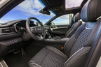 Authenticity and attention to detail define the interior characteristic of the all-new 2019 G70.