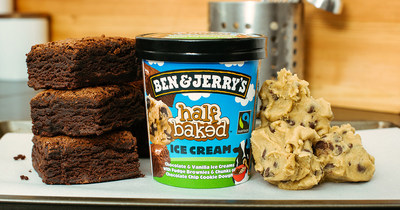Half Baked is America's favorite Ben & Jerry's flavor again!