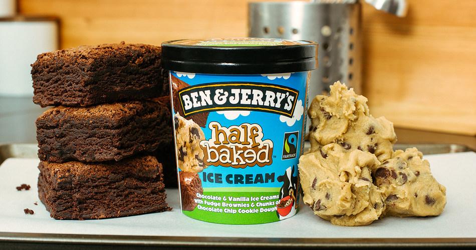 Half Baked is America's favorite Ben & Jerry's flavor again!