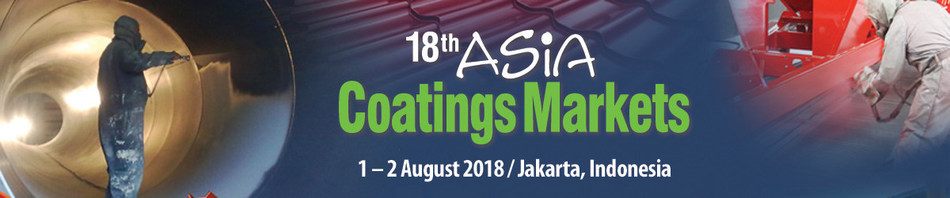 18th Asia Coatings Markets (PRNewsfoto/Centre for Management Technology)