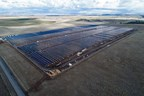 GCL New Energy's new 50 MW solar energy project in Jefferson Country, Oregon has completed Phase I of its construction as in now in commercial operation (PRNewsfoto/GCL-SI)