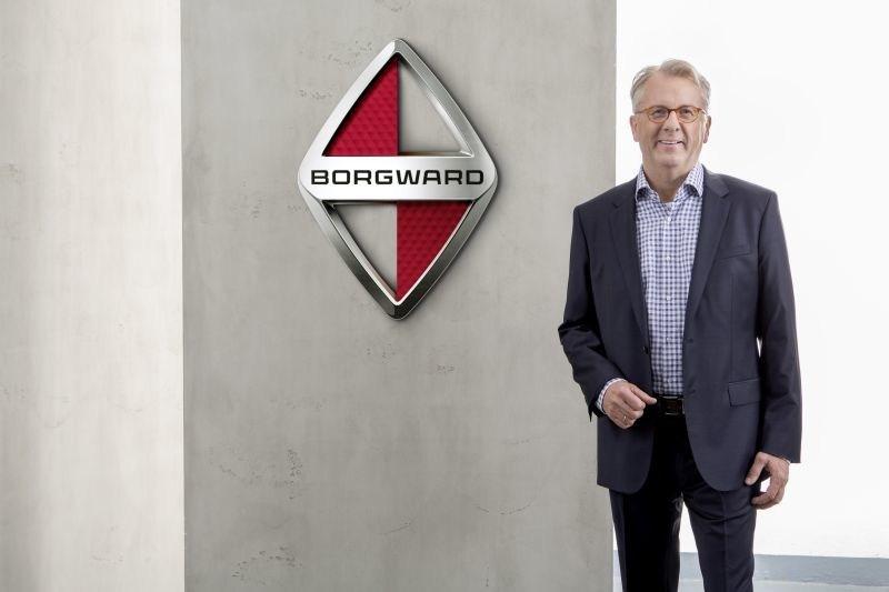 Ulrich Walker Chairman and CEO (PRNewsfoto/Borgward Group AG)