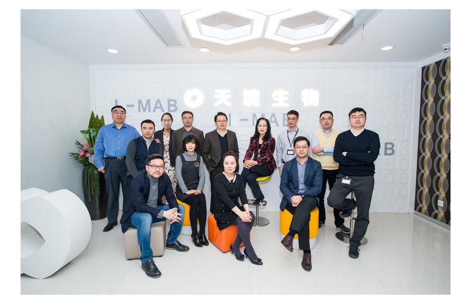 I-Mab Management Team