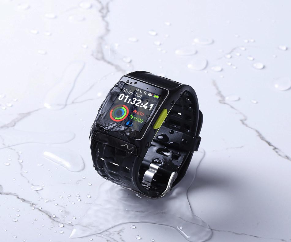 IWOWNFIT GPS smart watch P1