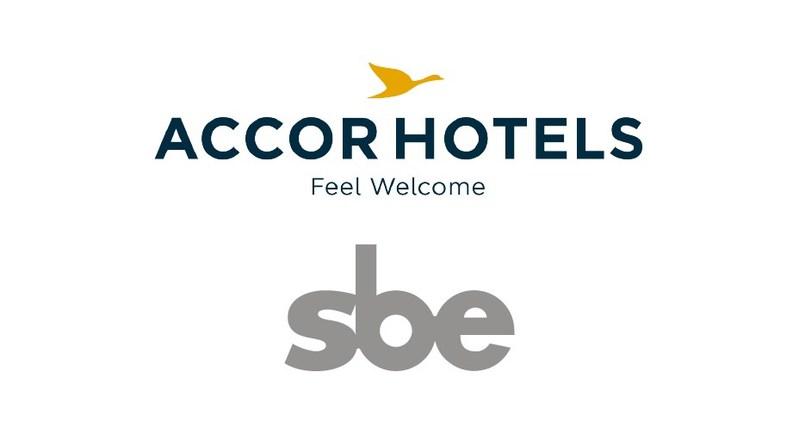 AccorHotels/sbe logos.