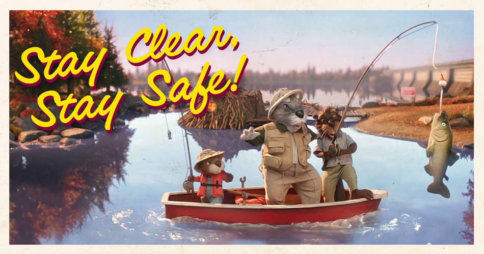 Avoid Dams and Hydrostations This Canada Day Weekend (CNW Group/Ontario Power Generation Inc.)