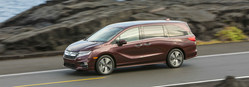 Drivers near Denver, CO are encouraged to fill out a quick and easy form on the Planet Honda website to reserve the new 2019 Honda Odyssey!