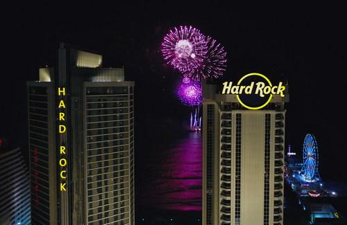 Hard Rock Hotel & Casino Atlantic City Captivates the East Coast with Property Opening