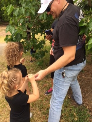 Wounded Warrior Project® invited injured veterans and their families to sample nature's finest at historic Fruit and Spice Park, which boasts more than 500 varieties of exotic fruits, herbs, spices, and nuts from around the world.