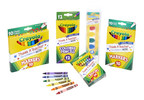 """Crayola Launches """"Thank A Teacher"""" Contest, Encouraging Families to Create Thank-You Notes for Teachers With One Winner's Art to Be Featured on a Box of Crayola Crayons!"""