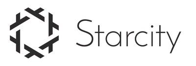 Starcity logo (PRNewsfoto/Starcity)