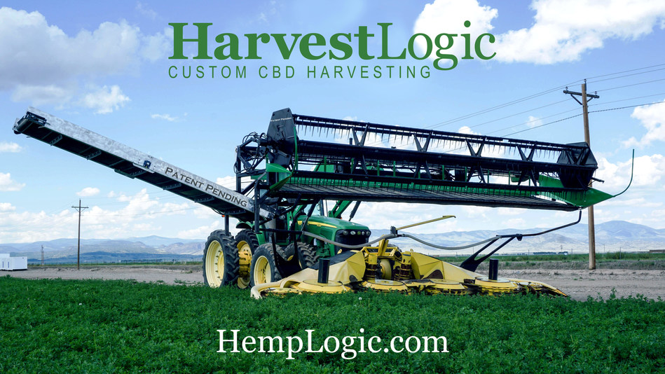 Custom Hemp CBD Harvesting & Drying System launched by