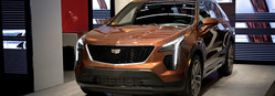 The 2019 Cadillac XT4 is an all-new crossover model.