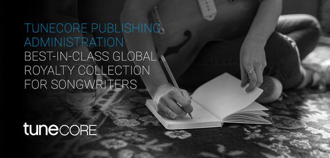 TuneCore_Publishing_Administration