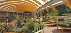 Longacres Bybrook Barn celebrates win at Horticulture Week Business Awards (PRNewsfoto/Longacres Garden Centres)