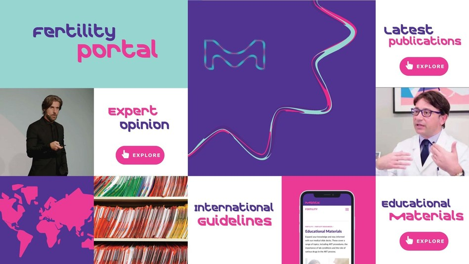 The Healthcare Professional Portal (PRNewsfoto/Merck)