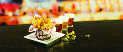 Red Robin Gourmet Burgers And Brews Introduces Un Beer Lievably - Us-beer-map-red-robin