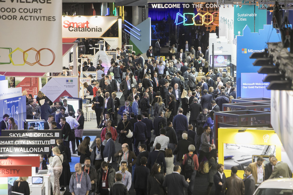 Smart City Expo World Congress 2018 eyes a record-breaking edition under the theme Cities to live in (PRNewsfoto/Fira de Barcelona)