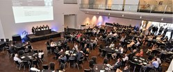 CAPRE's inaugural Greater Denver Data Center Summit, held on August 17, 2017 at Denver Art Museum. 350 attended. Registration is now open for the Second Annual Greater Denver Data Center Summit, which will be held on August 16, 2018.