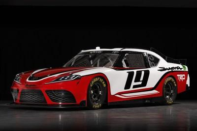El Supra debutará en pista en la carrera de la NXS en Daytona el sábado 16 de febrero de 2019.