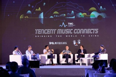 Global Music Industry Summit, Tencent Music Connects, Held In Beijing