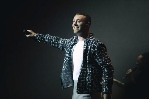 Sam Smith announced as Saturday artist for 2018 ADGP (PRNewsfoto/Yas Marina Circuit)