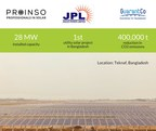 PROINSO collaborates with Joules Power (PRNewsfoto/Proinso India Private Limited)