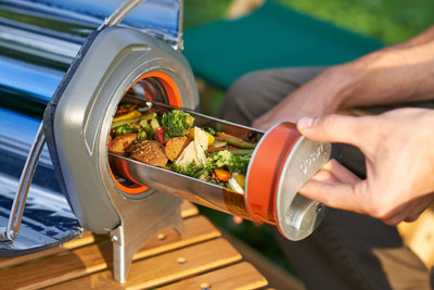 The world's leading solar cooking brand, GoSun, (www.gosun.co), is now looking to revolutionize the way people cook with its latest model, The Fusion, giving consumers the ability to steam, bake, or roast without fuel, anytime, anywhere. GoSun created the Fusion to make outdoor cooking easier, cleaner, and more accessible, enabling anyone to cook without fuel anytime, anywhere thanks to GoSun's advanced thermal performance and new electric capability.