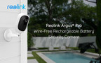 Reolink Unveils Brand-New Argus Pro Smart Camera at an Affordable Price, Making Security 100% Wire-Free in All Directions