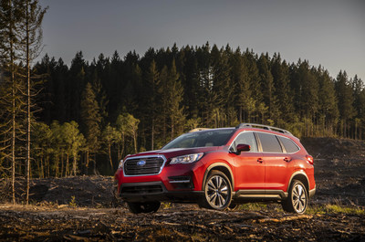 Subaru of America Sets New Sales Record for the First Half of 2018; First ever Ascent SUV sold