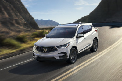 The Acura RDX set multiple sales records in June amidst the 2019 model launch