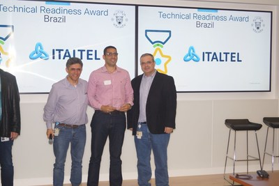 The Italtel Brazil team has won the Technical Readiness Brazil Award at Cisco's latest Technology Leadership Council