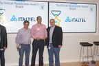 Italtel Honored With Cisco Technical Readiness Brazil Award