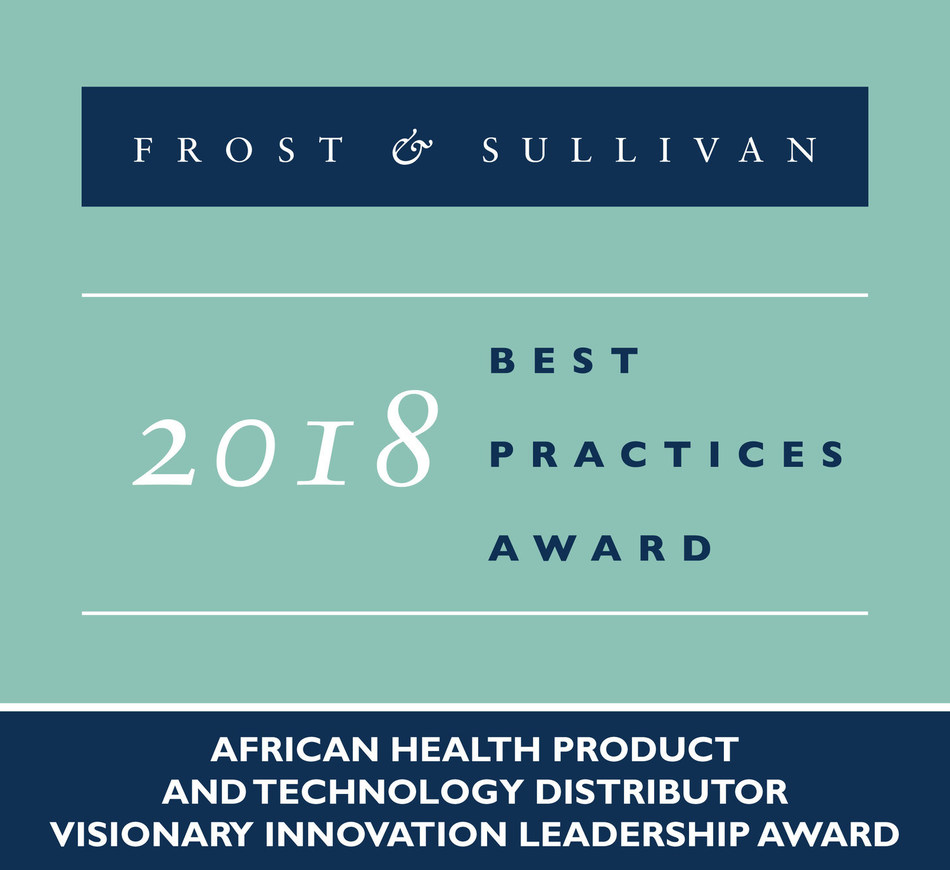 Frost & Sullivan recognizes Kiara Health with the 2018 African Visionary Innovation Leadership Award for its efforts to raise the level of healthcare in Sub-Saharan Africa.