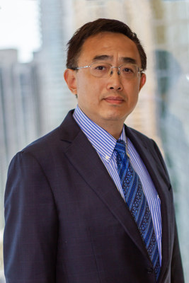 Jack Zhu, President & CEO, Wealth One Bank of Canada (CNW Group/Wealth One Bank of Canada)