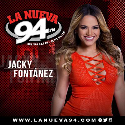 JACKY FONTÁNEZ VUELVE A LA RADIO, DÓNDE SUS RAÍCES PROFESIONALES Y PASIÓN SE ENCUENTRAN EN LA NUEVA 94FM