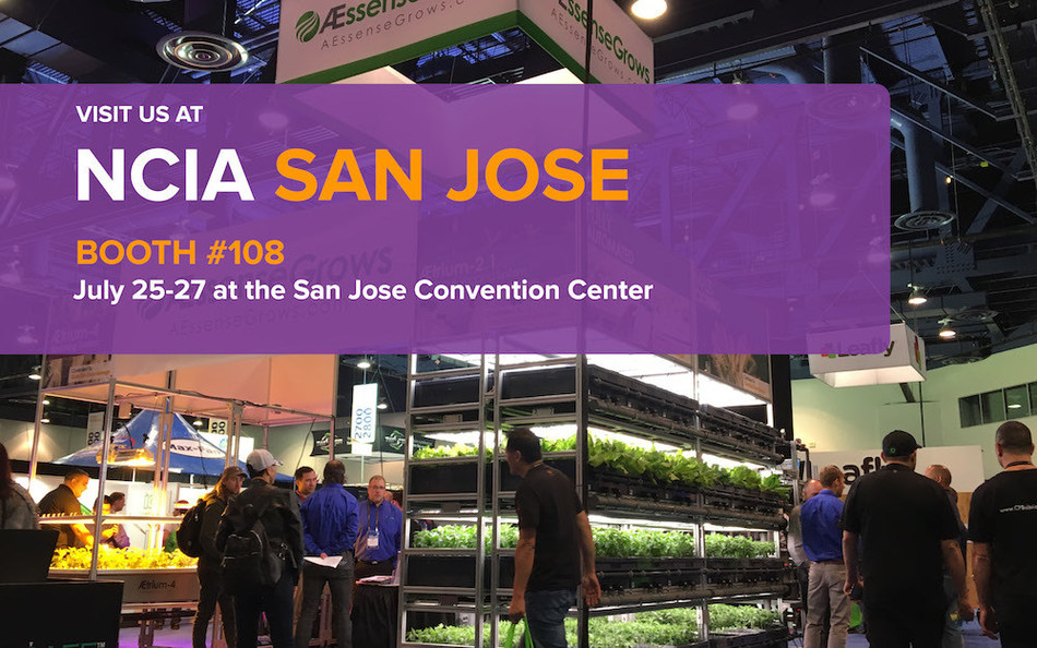 AEssenseGrows to Showcase Precision Aeroponics System at NCIA's Annual Cannabis Business Summit & Expo