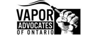 Vapor Advocates of Ontario (CNW Group/Vapors Advocates of Ontario)