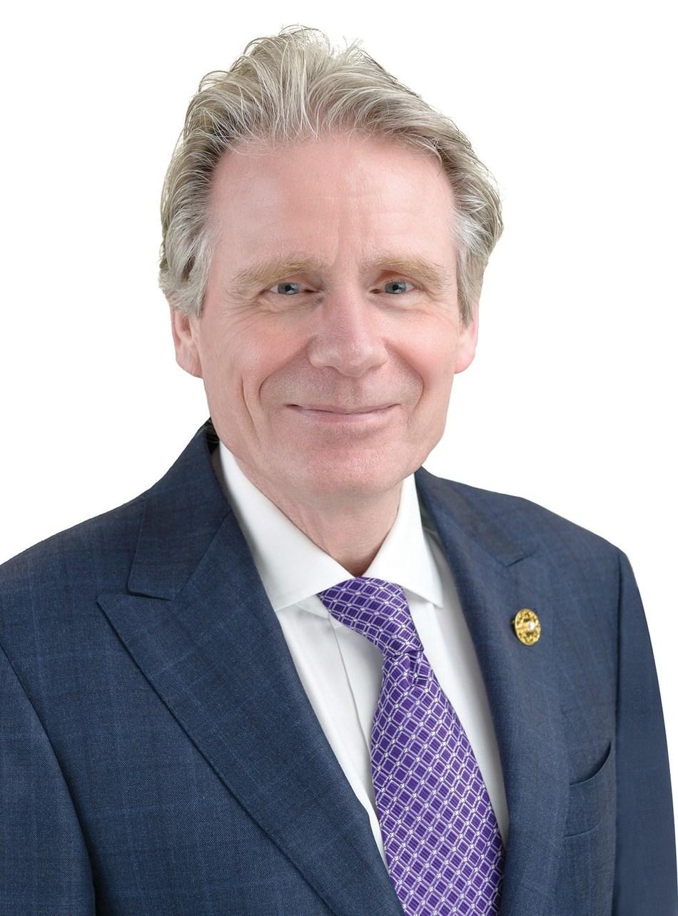 Kenneth Scarratt, CEO of DANAT