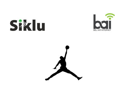 Bel Air Internet delivers Next-Day Internet with Siklu for Jordan Brand at the NBA All-Star weekend