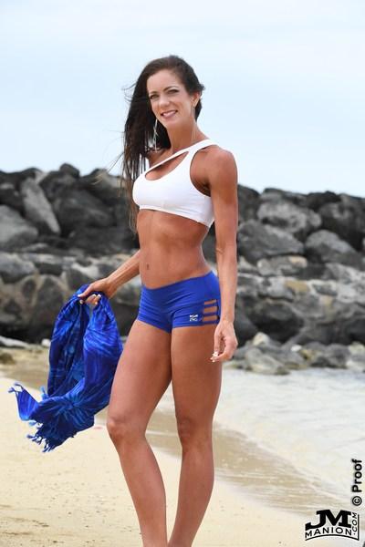 Cheryl Spangler Ms Health & Fitness Top Contender