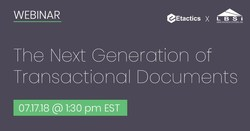 Long Business Systems, Inc. The Next Generation of Transactional Documents Webinar 08/07/18 2:30pm (EST)