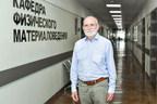 Scientific Supervisor of the Project Gottard Seifert (PRNewsfoto/NUST MISIS)